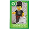 Gear No: ctwLA021  Name: Create the World Living Amazingly Trading Card #021 Programmer