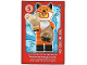 Gear No: ctwLA023  Name: Create the World Living Amazingly Trading Card #023 Fox Costume Girl