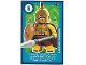 Gear No: ctwLA030  Name: Create the World Living Amazingly Trading Card #030 Spartan Warrior
