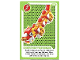Gear No: ctwLA034  Name: Create the World Living Amazingly Trading Card #034 Chinese New Year Dragon