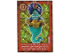 Gear No: ctwLA037  Name: Create the World Living Amazingly Trading Card #037 Genie
