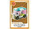 Gear No: ctwLA038  Name: Create the World Living Amazingly Trading Card #038 Ice Cream Truck