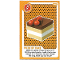 Gear No: ctwLA042  Name: Create the World Living Amazingly Trading Card #042 Piece of Cake