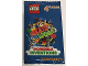 Gear No: ctwpack04  Name: Create the World Trading Cards - Pack of 4 - Incredible Inventions