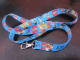 Gear No: ctyld  Name: Lanyard with LEGO Logo and City Minifigures Pattern