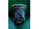 Gear No: cuptlm01  Name: Food - Cup / Mug, The LEGO Movie Batman Pattern