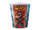 Gear No: cuptlm07  Name: Food - Cup / Mug, The LEGO Movie MetalBeard Pattern