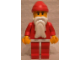 Gear No: displayfig08  Name: Display Figure 7in x 11in x 19in (red jacket, red pants, red hat, white beard, Santa)