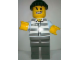 Gear No: displayfig22  Name: Display Figure 7in x 11in x 19in (Jail Prisoner 50380)