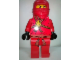 Gear No: displayfig23  Name: Display Figure 7in x 11in x 19in (Ninjago Kai)