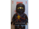 Gear No: displayfig25  Name: Display Figure 7in x 11in x 19in (Ninjago Cole)