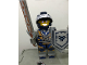 Gear No: displayfig33  Name: Display Figure 7in x 11in x 19in Talking (Nexo Knights Clay)