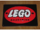 Gear No: displaysign002  Name: Display Sign Large LEGO Logo Round Bausteine, Metal