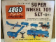 Gear No: displaysign011  Name: Display Sign Countertop, Super Wheel Toy Set