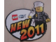 Gear No: displaysign020  Name: Display Sign Hanging, City 'NEW 2011' (4632134)