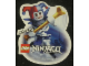 Gear No: displaysign022  Name: Display Sign Hanging, Ninjago Krazi (4623269)