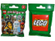 Gear No: displaysign049  Name: Display Sign Hanging, Collectible Minifigures Series 11 Bag