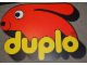 Gear No: displaysign061  Name: Display Sign Large Duplo Logo (Old Style)