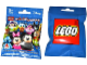 Gear No: displaysign082  Name: Display Sign Hanging, Collectible Minifigures Disney Series Bag