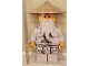 Gear No: displaysign084  Name: Display Sign Hanging, Ninjago Sensei Wu, Double-Sided