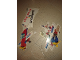 Gear No: displaysign093  Name: Display Sign Hanging Town Set 6345 Airplanes with 'Flieg' mit ins Legoland' and Motor