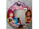 Gear No: displaysign111  Name: Display Sign Friends with Mirror and 'Mache ein Popstar Selfie' (German)