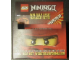 Gear No: dispshelf03  Name: Display Shelf Stand for Ninjago Mini Comic Books, Cardboard (4639051-FL)