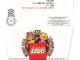 Gear No: envelope02  Name: Envelope, LEGO Junior Designers Club (Canada)