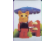 Gear No: fabc01  Name: Fabuland Memory Game Card # 1