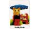 Gear No: fabc01b  Name: Fabuland Memory Game Card # 1 - Freddy Fuchs