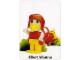Gear No: fabc04b  Name: Fabuland Memory Game Card # 4 - Albert Albatros