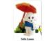 Gear No: fabc05b  Name: Fabuland Memory Game Card # 5 - Sofie Lamm