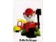 Gear No: fabc07b  Name: Fabuland Memory Game Card # 7 - Bello Bulldogge