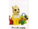 Gear No: fabc11b  Name: Fabuland Memory Game Card #11 - Bonnie Kaninchen