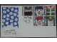 Gear No: fdc03  Name: LEGO Stamp Gibraltar First Day Cover, November 27, 1996