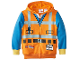 Gear No: hoodie001  Name: Sweatshirt, Hoodie Boys The LEGO Movie Emmet