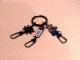 Gear No: ickc11  Name: Imagination Center Key Chain Adventurer with Spider