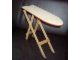 Gear No: ironboard  Name: Wooden Ironing Board