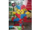 Gear No: jester  Name: Duplo Bear Jester (Glued)