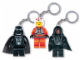 Gear No: k3913  Name: Star Wars Key Chain Set of 3