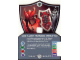 Gear No: kkc100  Name: Knights Kingdom II Card, Lord Vladek's New Sword & Shield - 100