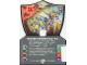 Gear No: kkc110  Name: Knights Kingdom II Card, Knights' Kingdom 2005 - 110