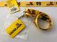 Gear No: ks04  Name: Key Neck Strap with Legoland Billund Resort 50 Years 1968 - 2018 Pattern