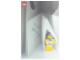 Gear No: lap02-029  Name: Postcard - Lego Art Project 2002 - 029 - Diver Minifigure Inside Card