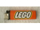 Gear No: lighter01  Name: Lighter, Disposable with Lego Logo