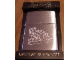 Gear No: lighter05  Name: Lighter, Zippo Brand with Bricks Pattern