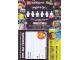 Gear No: loyc15mf03  Name: Minifigures Loyalty Card 2015 Series 14 Minifigures