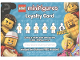 Gear No: loyc17mf02  Name: Minifigures Loyalty Card 2017 Series 17 Minifigures