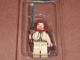 Gear No: magsw234  Name: Magnet, Minifigure SW Obi-Wan Kenobi with Gold Headset, Tan Legs