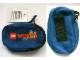 Gear No: mobilebag01  Name: Mobile Phone Accessory, Bag with Belt Attachment and LEGO World Pattern